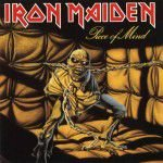 CD IRON MAIDEN - PIECE OF MIND (NOVO/LACRADO)