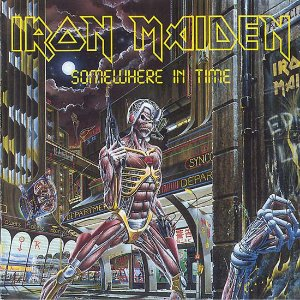 CD IRON MAIDEN - SOMEWHERE IN TIME (ENCHANCED EDITION) (NOVO/LACRADO)