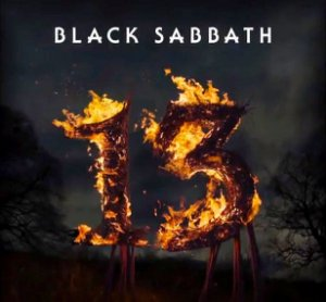CD Black Sabbath – 13 (2013) (USADO)