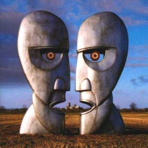 CD Pink Floyd – The Division Bell (1994) (USADO)