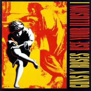 Guns N' Roses – Use Your Illusion I (1991) (USADO)