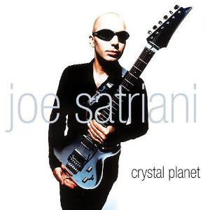 CD Joe Satriani - Crystal Planet (USADO)