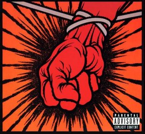 CD Metallica – St Anger (2003)