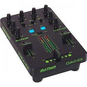 Dj Tech Midi Controlador Usb Djm-101