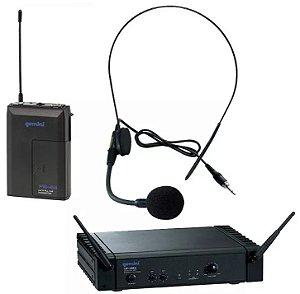 Sistema De Headset Sem Fio Gemini Uf 1264 H - 64 Canais