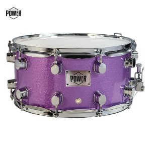 Caixa Turbo Power 14 x 7 Roxo Sparkle