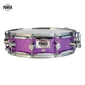 Caixa Turbo Power 14 x 4 Roxo Sparkle