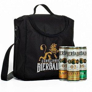 Kit Presente Cerveja Artesanal  com 20 Latas + Bolsa Térmica