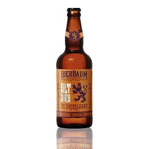 Cerveja Bierbaum Altbier | Garrafa 500ml
