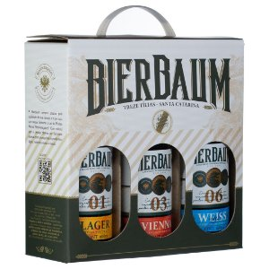 Kit Especial Colecionador de Cervejas Bierbaum