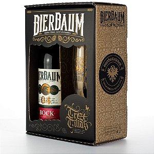 Kit Especial Colecionador de Cervejas Bierbaum | Bock + Copo de Cerveja