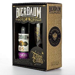 Kit Especial Colecionador de Cervejas Bierbaum | Dunkel + Copo de Cerveja