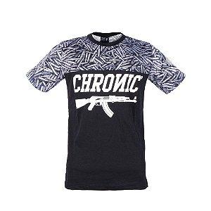 e0742c6b803c6 Camiseta - Chronic - Balas AK