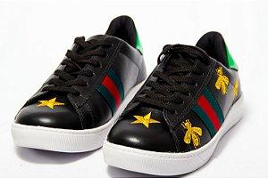 c53166cf2 Tênis Branco Taxa Couro Ariel - SÓ MAIS UM SHOES - Sapatos e Bolsas ...