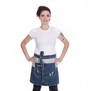 Avental D2C Crop Cintura Feminino