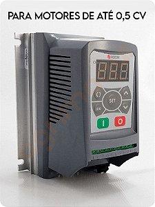 Inversor de frequência para motores - Ageon - 0,5CV