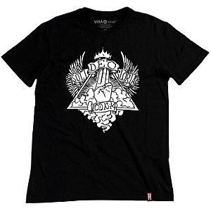 Camiseta Deo Gloria