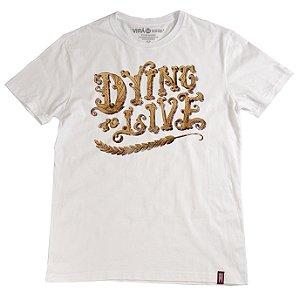 Camiseta Dying