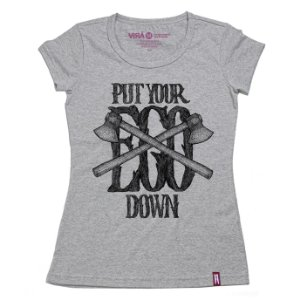 Camiseta Feminina Ego