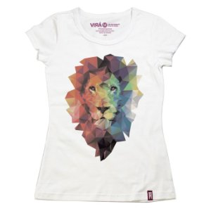 Camiseta Feminina Ele Aslan