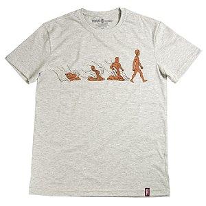 Camiseta Feito de Barro