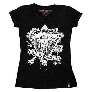 Camiseta Feminina Gratia