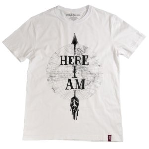 Camiseta Here I Am