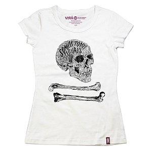Camiseta Feminina Iguais