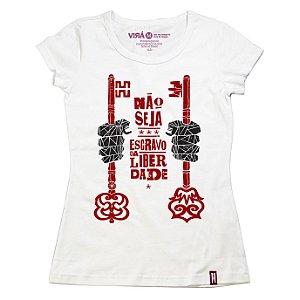 Camiseta Feminina Liberdade
