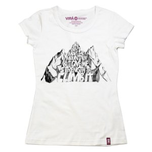 Camiseta Feminina Mountain