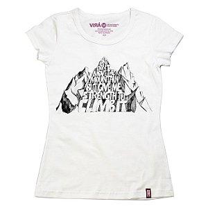 Camiseta Feminina Mountain
