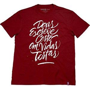 Camiseta Vidas Tortas