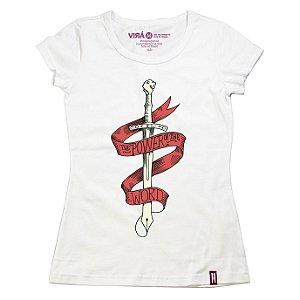 Camiseta Feminina Word