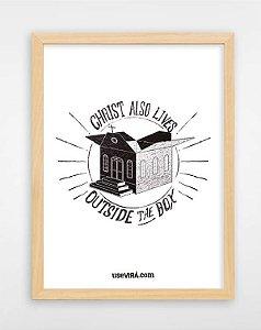 """BOX"" | Poster (Sem Moldura/Com Moldura)"
