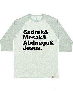 """Sadrak"" | Raglan Masc. - Outlet"