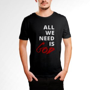 """All we need"" 