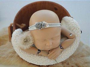 Headband Amanda Verde Sage