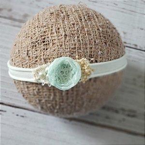 Headband Solange Verde