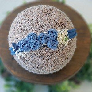 Headband Ana Azul Jeans