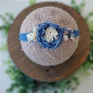 Headband Julia Azul Jeans