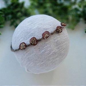 Headband Organic Ferrugem