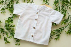 Camisa Cambraia Branca