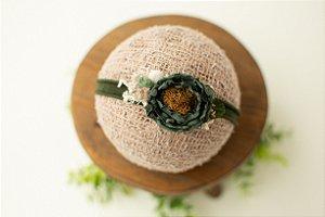 Headband Noeli Verde