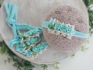 Headband Taís Tiffany