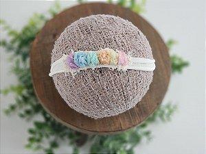 Headband Loly Rainbow