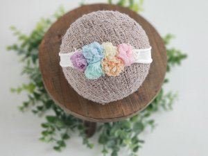 Headband Lela Rainbow