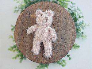 Ursinho Pêlo Rosa Nude