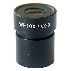 Ocular 10x para Estereomicroscópio - TA-0236