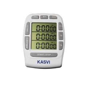 Timer Digital 3 Canais Independentes - K30-004A