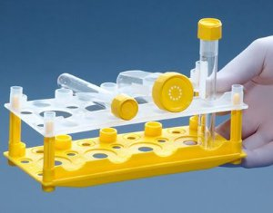 Rack para Tubos de Cultivo Celular TPP - 8 X 91243 ou 8 X 15ml ou 8 X 5ml - 99018